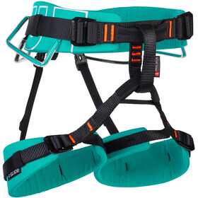 Mammut 4 Slide Harness, dark ceramic